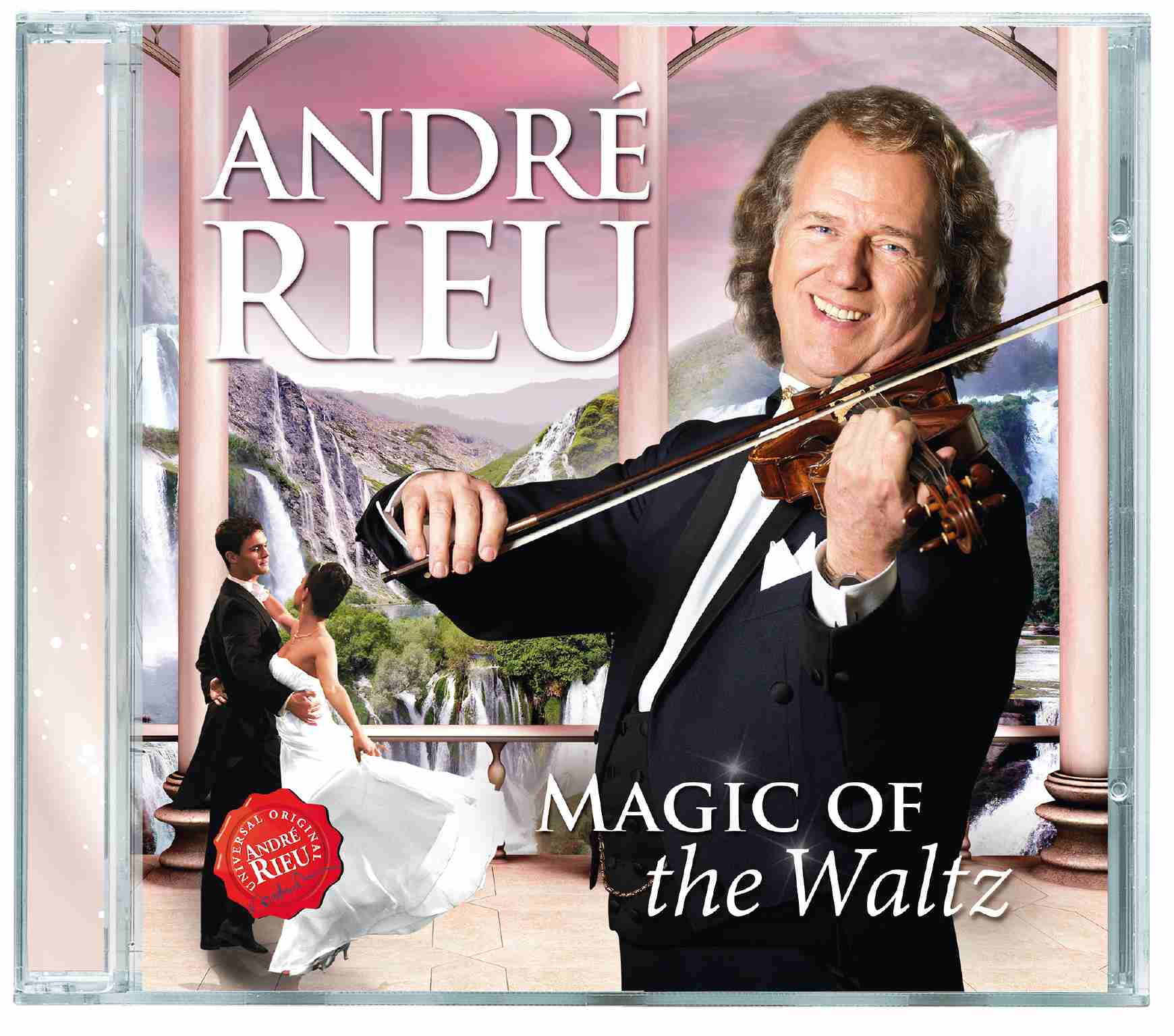 André Rieu - Magic Of The Waltz CD