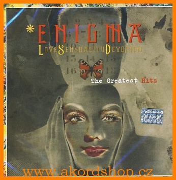 Enigma - Love, Sensuality, Devotion /Greatest Hits CD