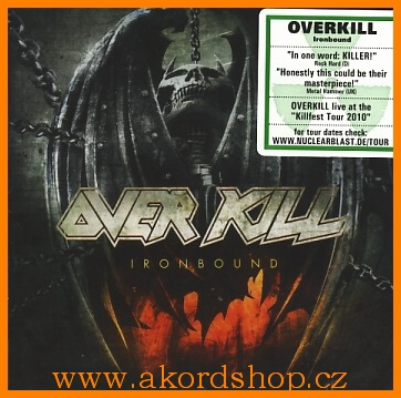Over Kill - Ironbound