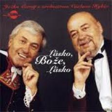 Jožka Černý - Lásko, bože, lásko CD