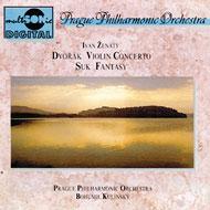 Antonín Dvořák - Violin Concerto/Josef Suk - Fantasy