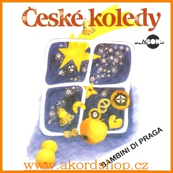 Bambini di Praga - České koledy