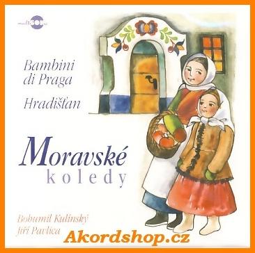 Bambini di Praga & Hradišťan - Moravské koledy