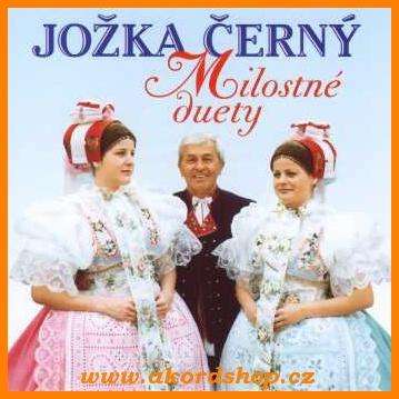 Jožka Černý - Milostné duety CD