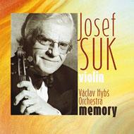 Josef Suk - Memory