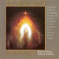 Bambini di Praga - Ave Verum Corpus