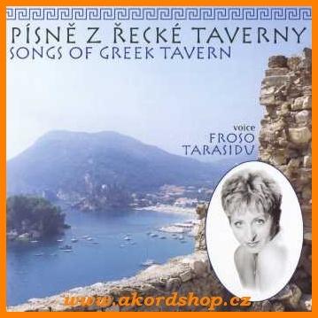 Písně z řecké taverny (Froso Tarasidu)