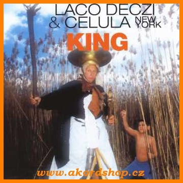 Laco Deczi - King CD
