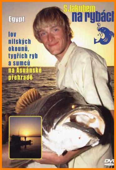 S Jakubem na rybách - Egypt