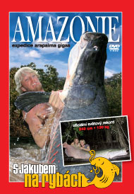 S Jakubem na rybách - Amazonie
