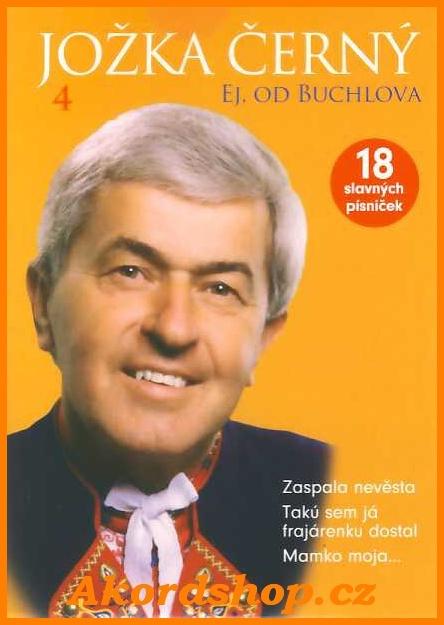 Jožka Černý - Ej, od Buchlova CD