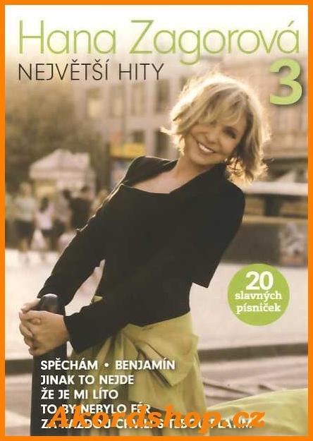 Hana Zagorová - Největší hity 3