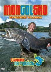 S Jakubem na rybách - Mongolsko (Expedice Tajmen)