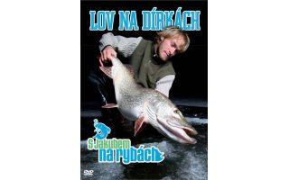 S Jakubem na rybách - Lov na dírkách