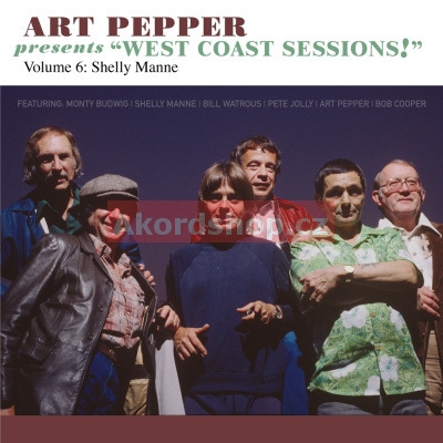 Art Pepper - Presents 'West Coast Sessions !