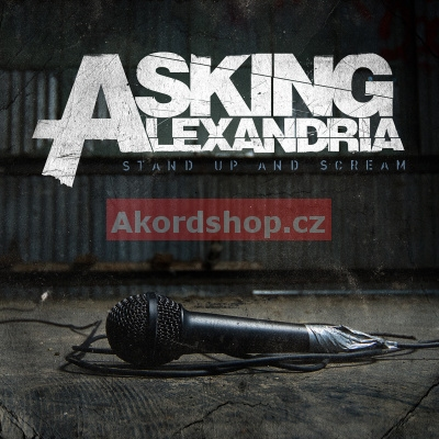 Alexandria Asking - Stand Up And Scream