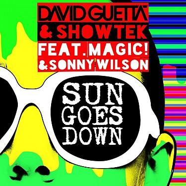 David Guetta - Sun Goes Down