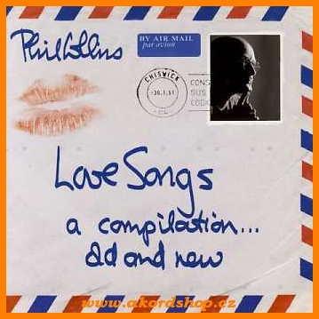 Phil Collins - Love Songs 2CD