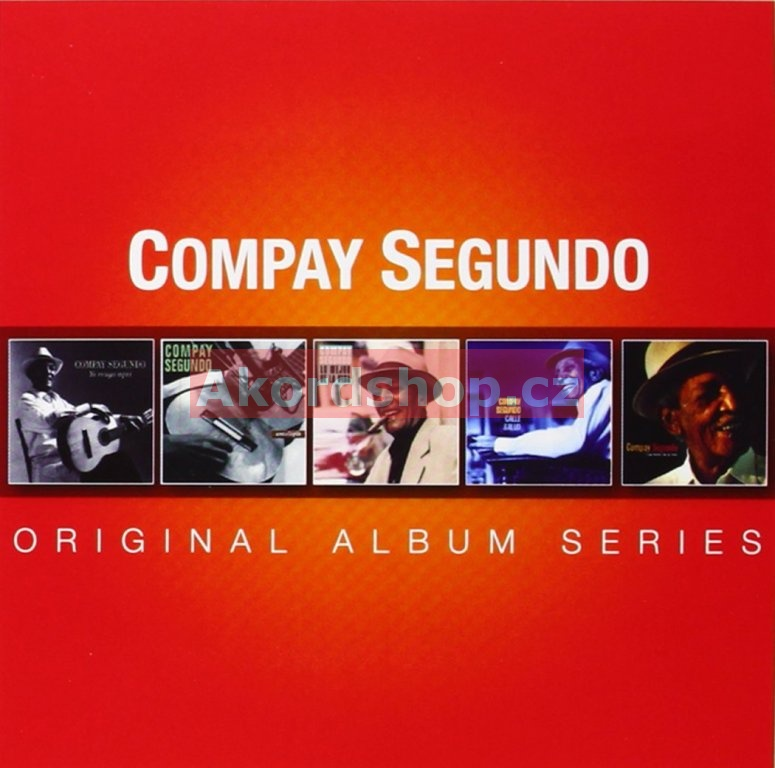 Compay Segundo - Original Album Series