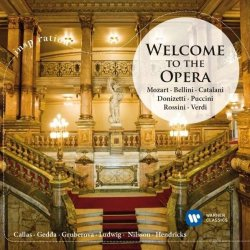 Welcome To The Opera CD