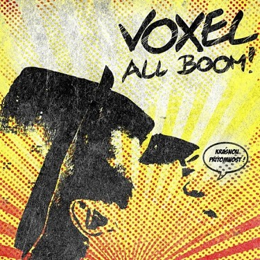 Voxel - All Boom!