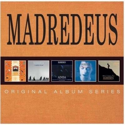 Madredeus - Original Album Series