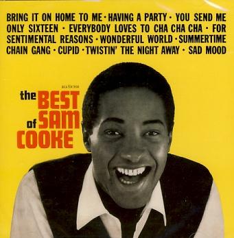 Sam Cooke -  Best Of Sam Cooke