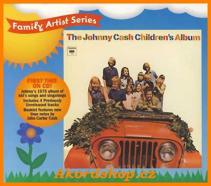 Johnny Cash - Children´s Album CD