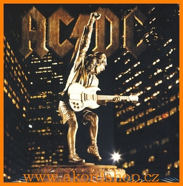 AC/DC - Stiff Upper Lip CD