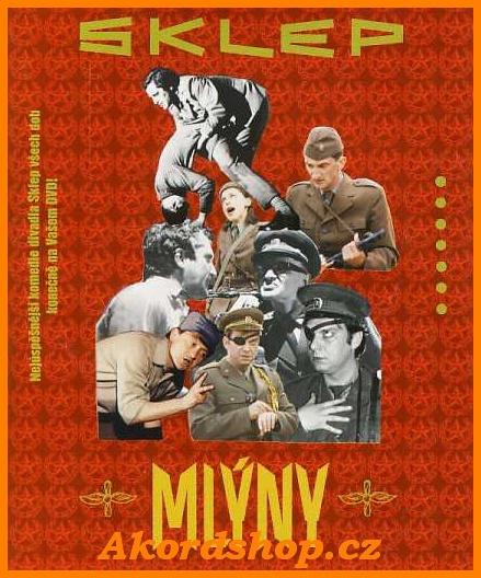 Divadlo Sklep - Mlýny