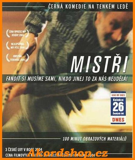 Mistři DVD