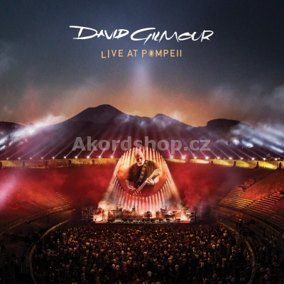 David Gilmour - Live At Pompeii 2Blu-Ray/2CD