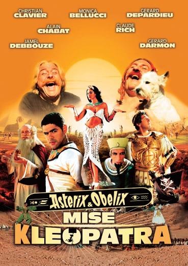 Asterix a Obelix - Mise Kleopatra