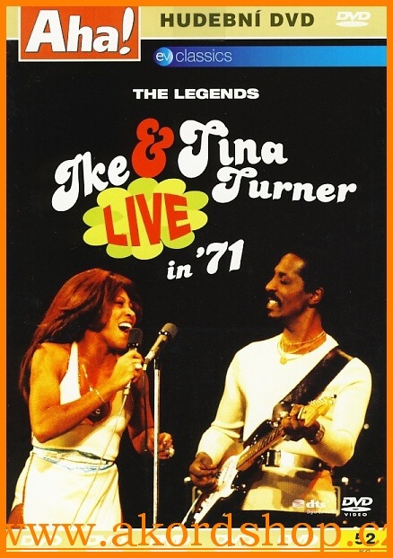 Ike & Tina Turner - Live In ´71