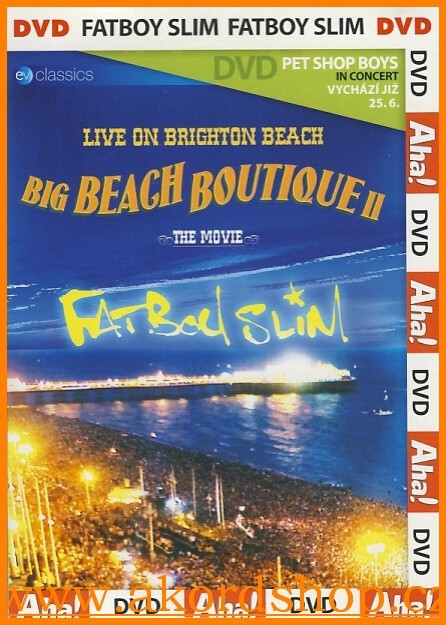 Fatboy Slim -  Big Beach Boutique II