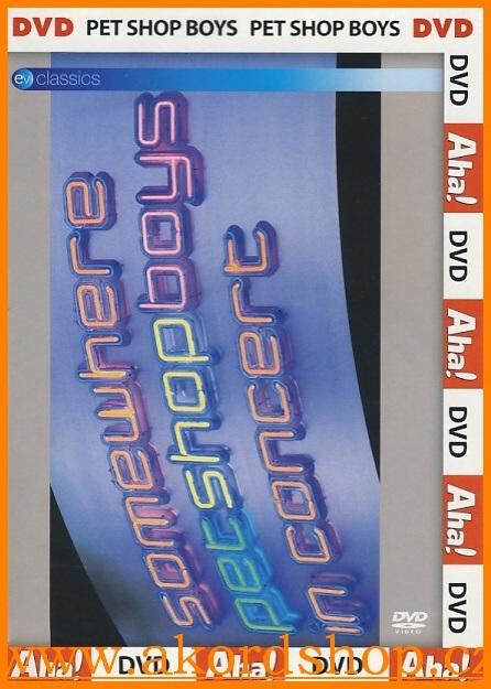 Pet Shop Boys - Somewhere In Concert