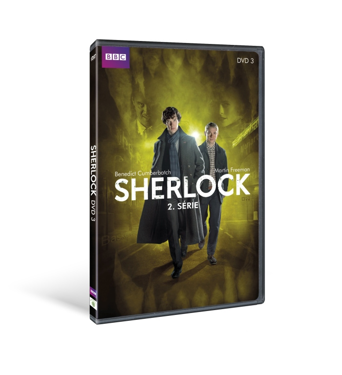 Sherlock - II.série