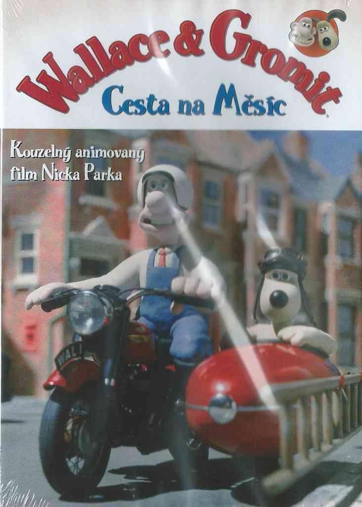 Wallace a Gromit 1: Cesta na měsíc