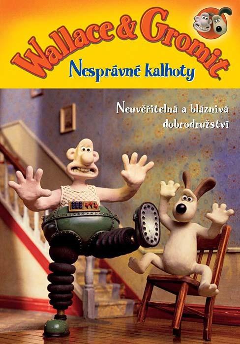 Wallace a Gromit 2 - Nesprávné kalhoty