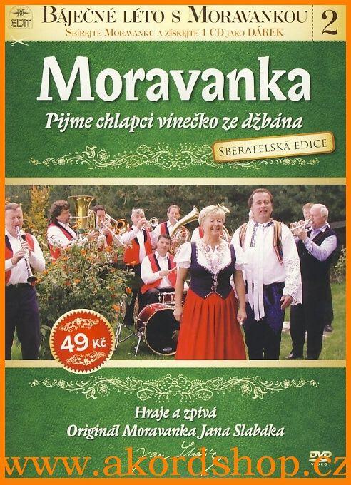 Moravanka - Pijme chlapci vínečko ze džbána