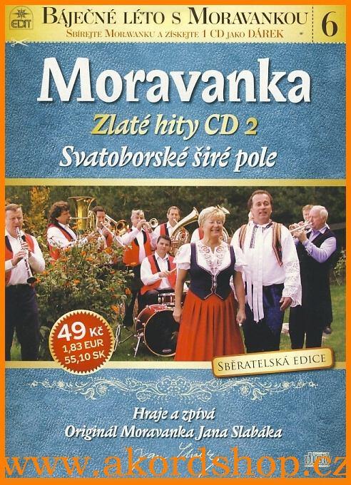 Moravanka - Svatoborské širé pole