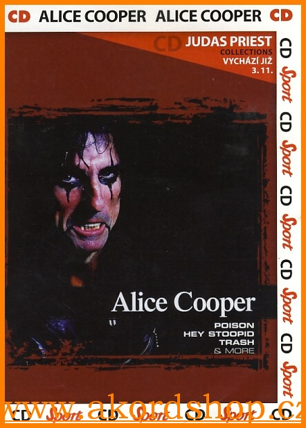 Alice Cooper - Collections