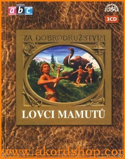 Lovci mamutů 3CD