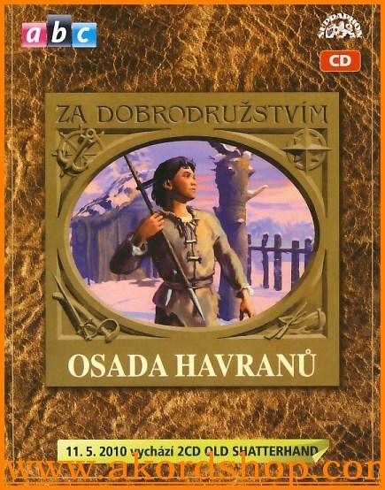 Osada Havranů CD
