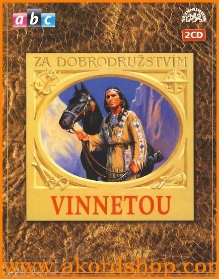 Vinnetou 2CD (pošetka)