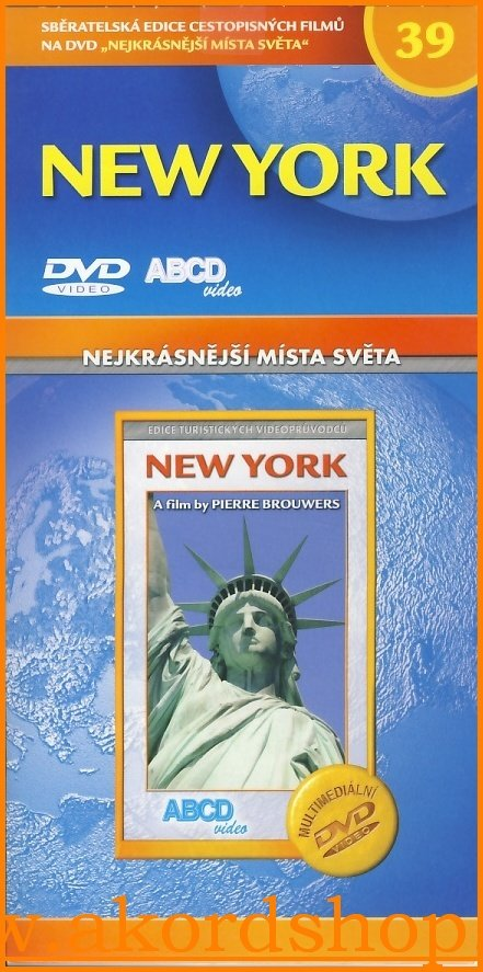 New York - Nejkrásnější místa světa