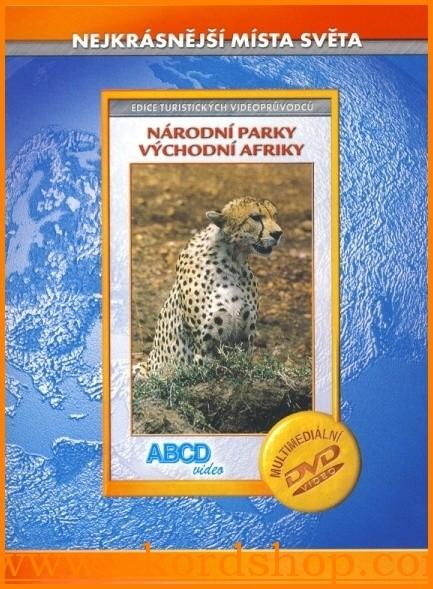 Národní parky východní Afriky DVD