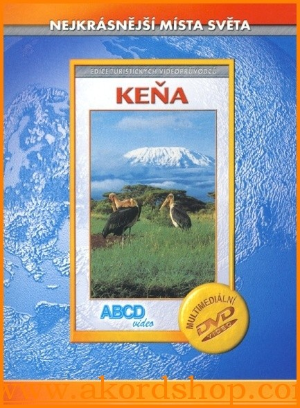 Keňa - Nejkrásnější místa světa