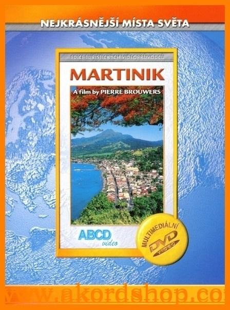 Martinik - Nejkrásnější místa světa