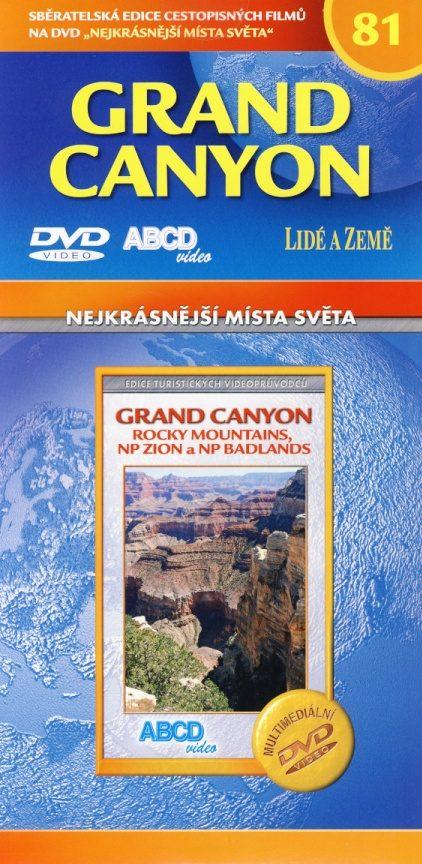 Grand Canyon - Nejkrásnější místa světa